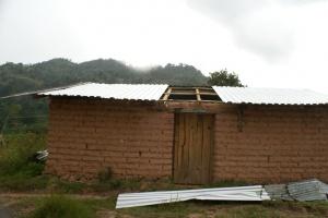 Casa sin techo