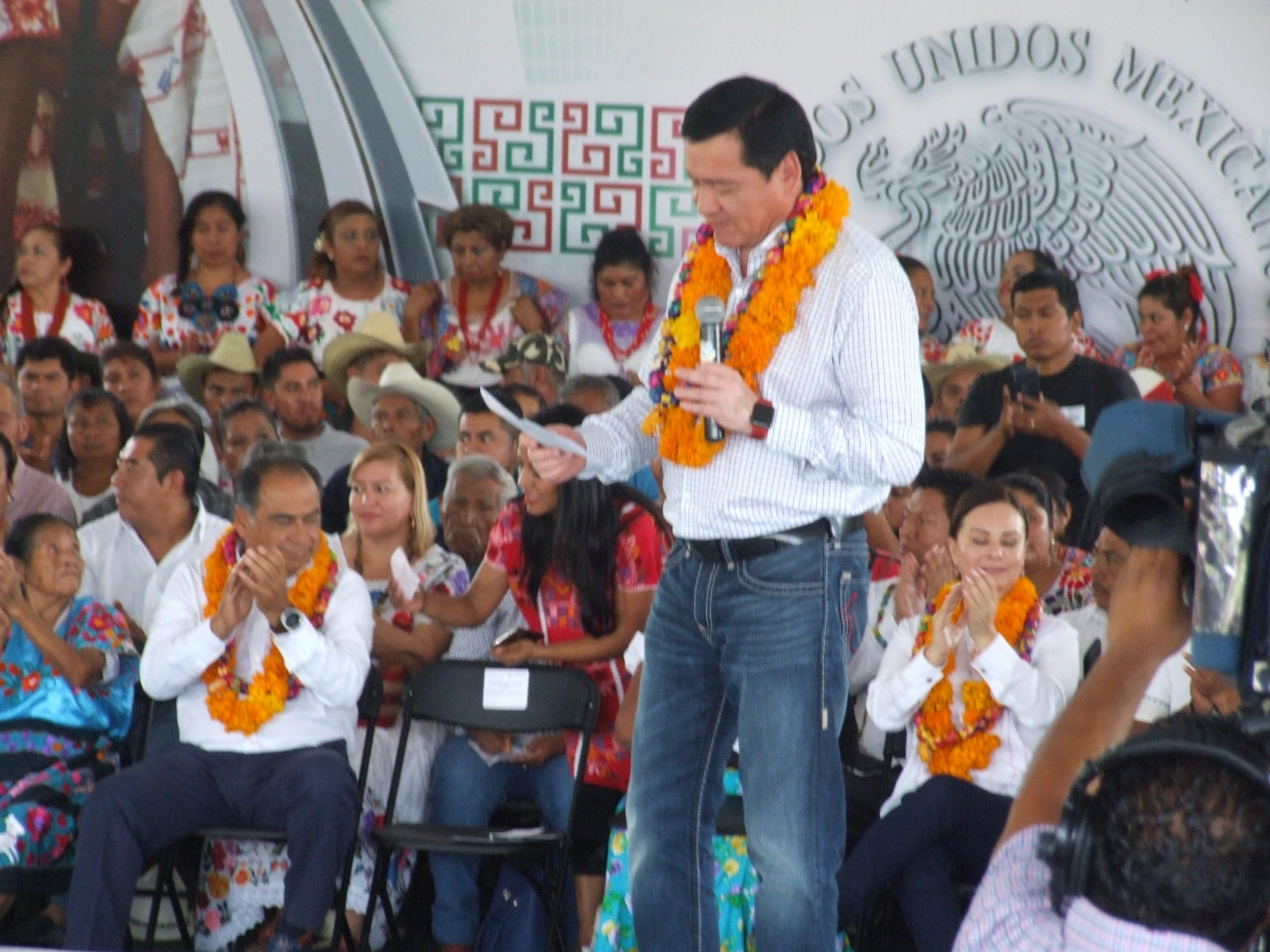 Osorio Chong, Tlapa