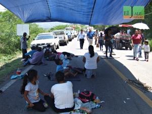 bloqueo carretera Tlapa
